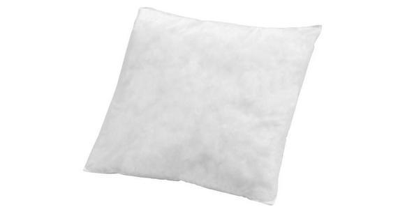 Füllkissen Alexandra ca. 50/50cm - Weiß, KONVENTIONELL, Textil (50/50cm) - Primatex