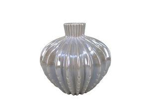 VAS - grå, Design, keramik (15,5/15cm) - Ambia Home