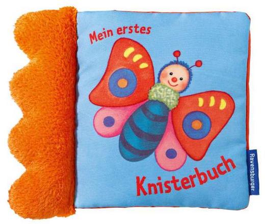 STOFFBUCH - Basics, Textil (20,5/14,5/3,5cm) - Ravensburger