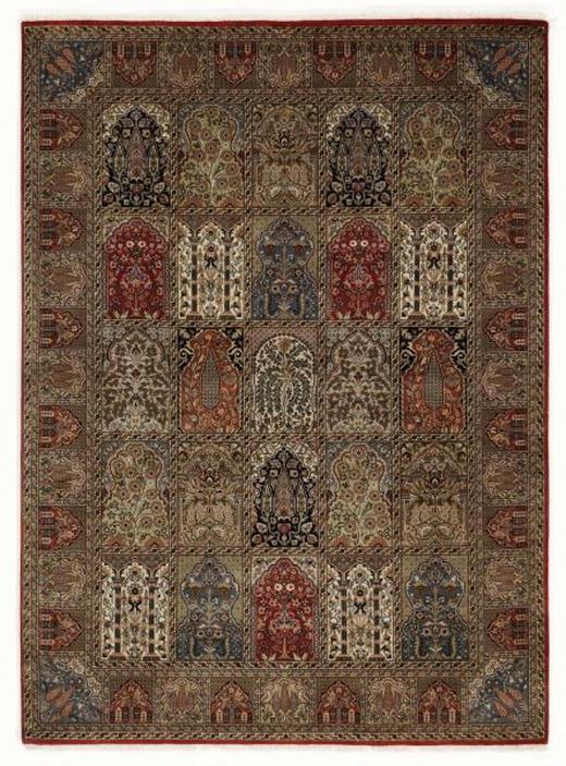 ORIENTTEPPICH  80/250 cm  Rot - Rot, Basics, Textil (80/250cm) - Esposa