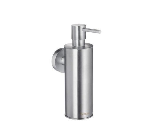 SEIFENSPENDER Metall  - Chromfarben, Basics, Metall (5.5/8/21.5cm)