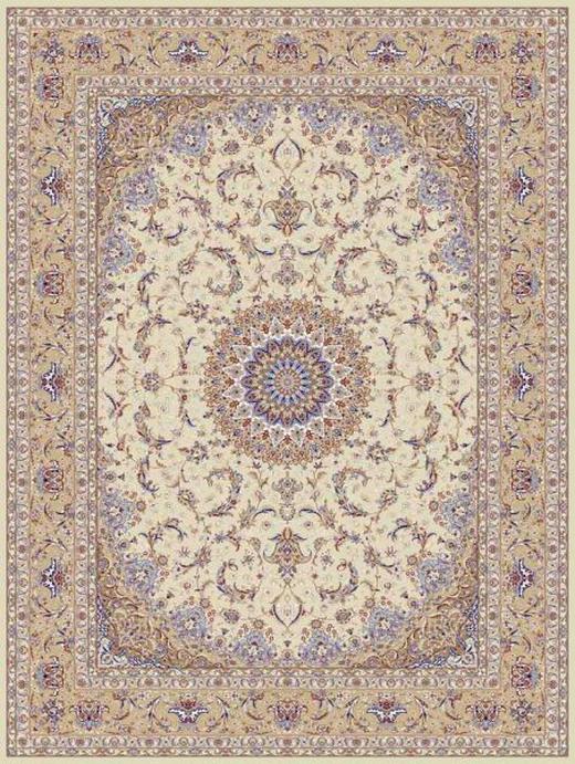 Webteppich - Beige, KONVENTIONELL, Textil (200/300cm) - ESPOSA