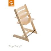 Tripp Trapp Hochstuhl Buche Hartholz, massiv Natural - Naturfarben, Basics, Holz (46/79/49cm) - STOKKE