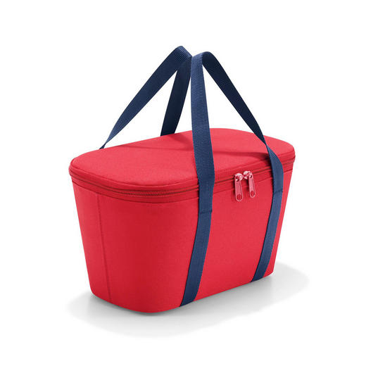 COOLERBAG XS RED - Textil (27,5/15,5/12cm) - Reisenthel