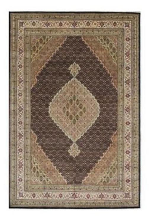 ORIENTTEPPICH  170/240 cm  Schwarz - Schwarz, Basics, Textil (170/240cm) - Esposa