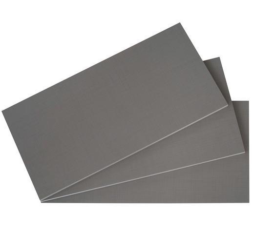 VKLÁDACÍ POLICE, šedá - šedá, Konvenční, kompozitní dřevo (87/2/50cm) - Carryhome