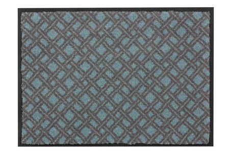 KUHINJSKA STAZA - Tirkizna, Osnovno, Tekstil (60/180cm) - Schöner Wohnen