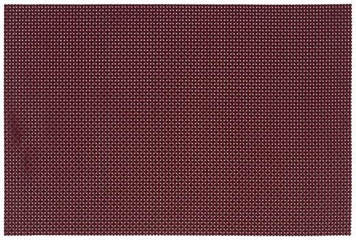 PODMETAČ ZA STOL - bordeaux, Basics, tekstil (30/45cm) - Homeware