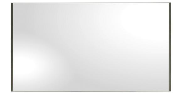 SPIEGEL Schwarz  - Schwarz, KONVENTIONELL, Glas/Holzwerkstoff (125/70/2cm) - Voleo