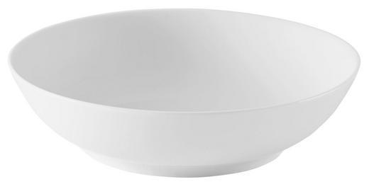 SALATSCHÜSSEL Porzellan Keramik - Weiß, Basics, Keramik (19cm) - Seltmann Weiden