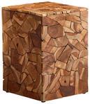 BEISTELLTISCH in Holz  - Naturfarben/Teakfarben, LIFESTYLE, Holz (30/47/30cm) - Landscape