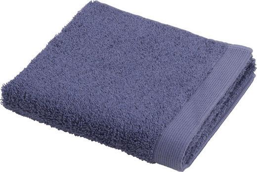 GÄSTETUCH Blau 40/60 cm - Blau, Basics, Textil (40/60cm) - Vossen