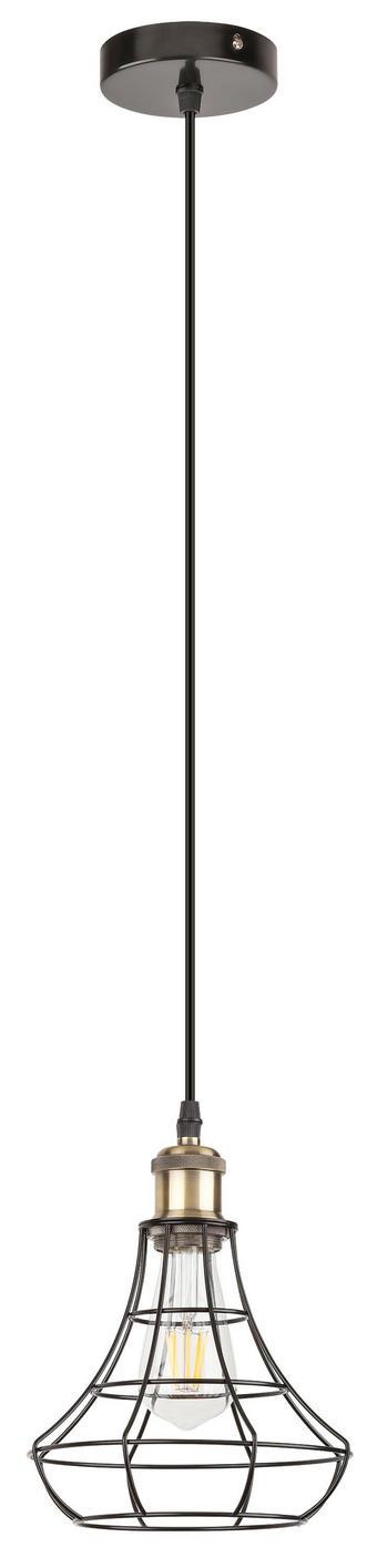 VISEČA SVETILKA GORDON - Trendi, kovina (20/105cm)