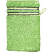 ROKAVICA ZA UMIVANJE CULT - svetlo zelena, Konvencionalno, tekstil (22/16cm) - Vossen