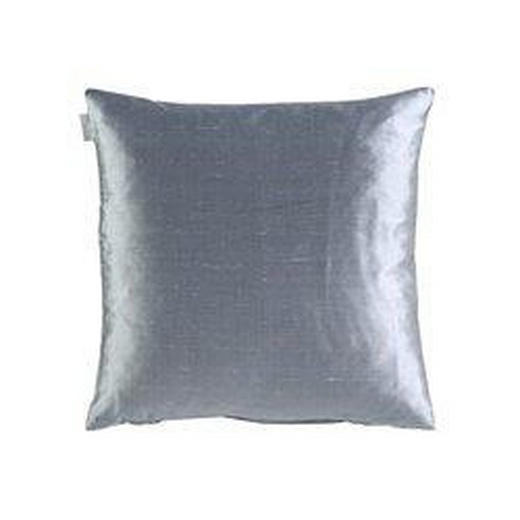 KISSENHÜLLE Silberfarben 50/50 cm - Silberfarben, Basics, Textil (50/50cm) - LINUM