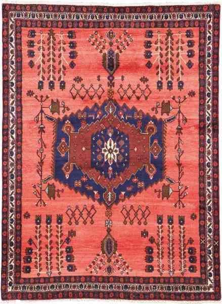 ORIENTTEPPICH 155/230 cm - Rot, LIFESTYLE, Textil (155/230cm) - Esposa