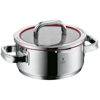 LONEC ZA PEČENJE - rdeča/nerjaveče jeklo, Basics, kovina/umetna masa (20cm) - WMF
