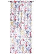 KONČANA ZAVESA VALERIJA - večbarvno, Design, tekstil (140/245cm) - Novel