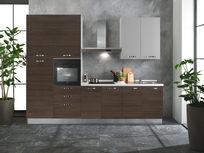 KUHINJSKI BLOK - Moderno (300/216/60cm) - Italstyle