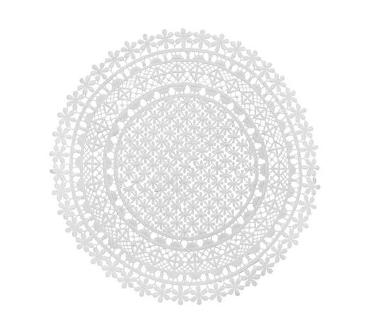 PROSTÍRÁNÍ - bílá, Trend, textil (36cm) - Ambia Home