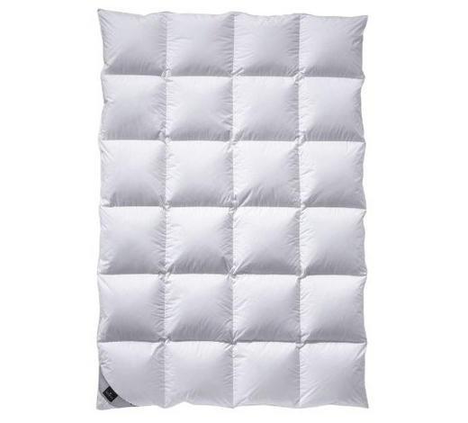WINTERBETT  135-140/200 cm   - Weiß, Basics, Textil (135-140/200cm) - Billerbeck