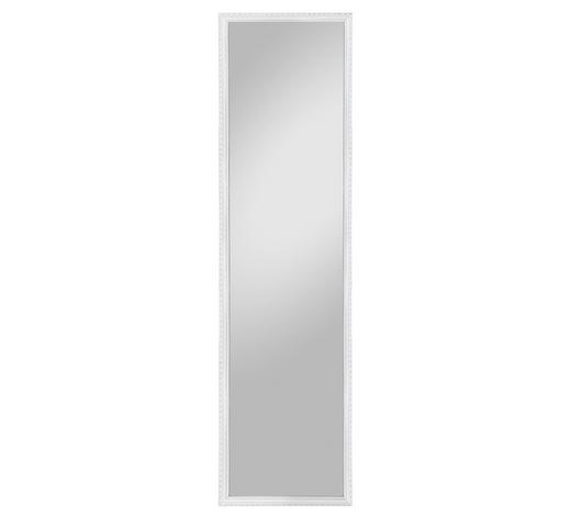 SPIEGEL  - Silberfarben, Design, Glas/Holz (35/125cm) - Carryhome
