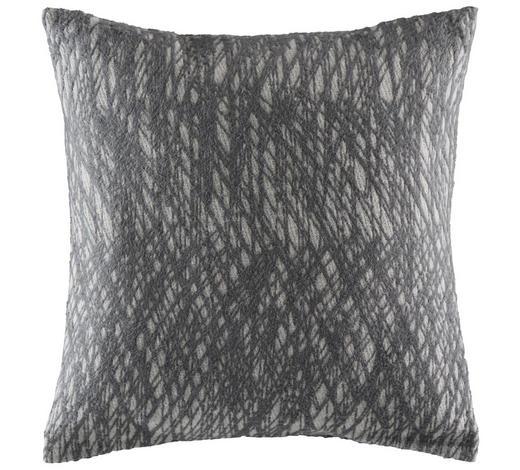 ZIERKISSEN 50/50 cm - Hellgrau, KONVENTIONELL, Textil (50/50cm) - David Fussenegger