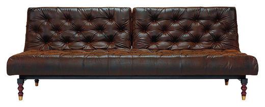 SCHLAFSOFA Braun - Braun, Design, Holz/Textil (210/79/90cm) - Innovation