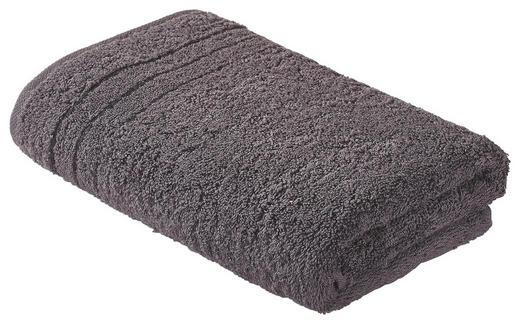 DUSCHTUCH 70/140 cm - Anthrazit, Basics, Textil (70/140cm) - Cawoe