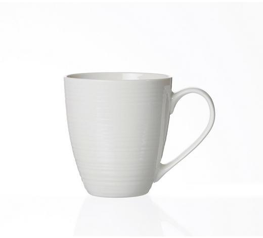ŠÁLEK JUMBO, porcelán - bílá/krémová, Basics, keramika (14/10/11cm) - Ritzenhoff Breker