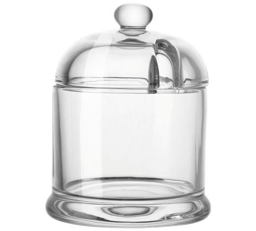 MARMELADENDOSE   - Klar, Basics, Glas (12,5cm) - Leonardo