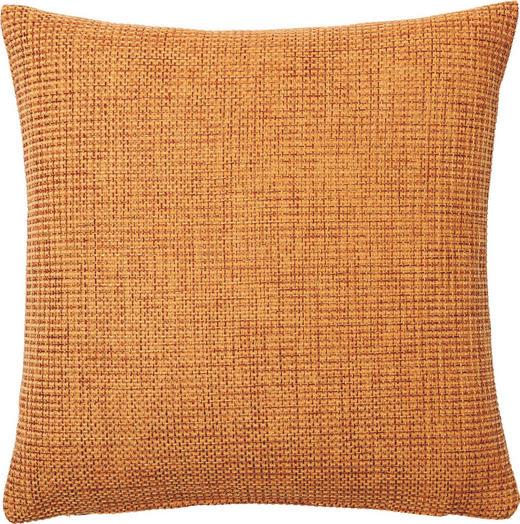 KISSENHÜLLE Orange 40/40 cm - Orange, Basics, Textil (40/40cm)
