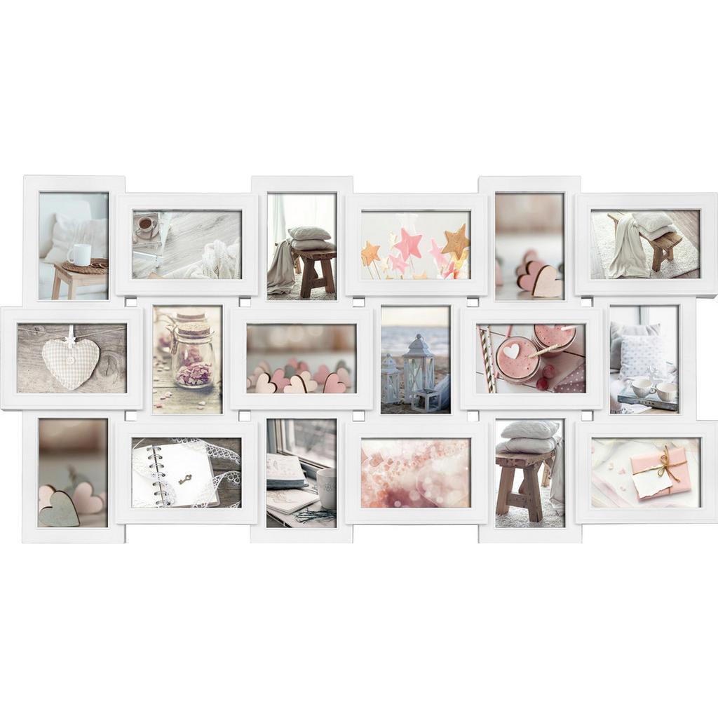 XXXLutz Collagen-bilderrahmen weiß