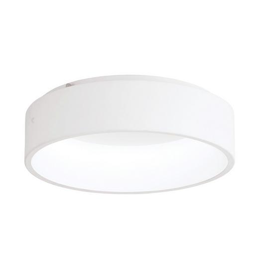 LED-DECKENLEUCHTE - Weiß, KONVENTIONELL, Kunststoff/Metall (45/13,5cm)