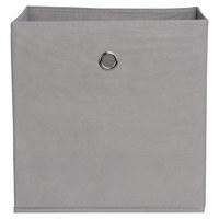 FALTBOX Textil Schlammfarben  - Schlammfarben, Design, Textil (32/32/32cm) - Carryhome