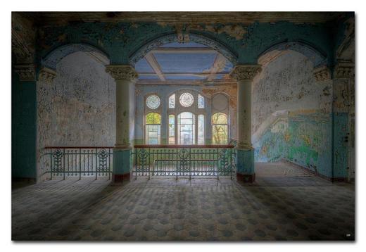 "Architektur BILD ""ARE YOU THERE MOM?"" - Multicolor, Basics, Holzwerkstoff/Kunststoff (180/120cm) - Wiedemann"