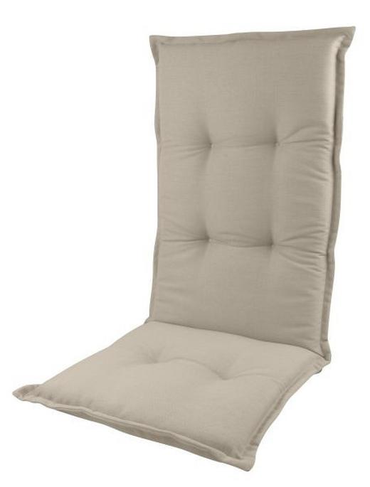 STOLSDYNA - beige, Design, textil (44/5,5/123cm)