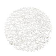 PLATZDECKCHEN Papier Weiß 38 cm  - Weiß, Basics, Papier (38cm) - Ambia Home