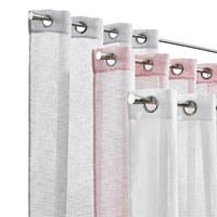 ZÁVĚS HOTOVÝ - růžová, Konvenční, textilie (140/245cm) - Esposa
