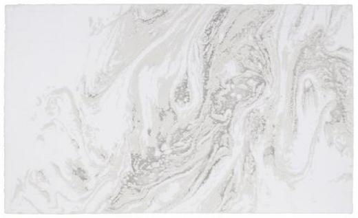 BADTEPPICH in Grau 70/120 cm - Grau, Basics, Kunststoff/Textil (70/120cm) - Ambiente
