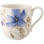 KAFFEEBECHER - Multicolor/Weiß, Basics, Keramik (0,35l) - Villeroy & Boch