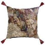ZIERKISSEN 50/50 cm  - Multicolor, MODERN, Textil (50/50cm) - Ambiente