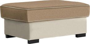 PALL - beige/brun, Romantik / Lanthus, textil/plast (101/45/69cm) - Hom`in