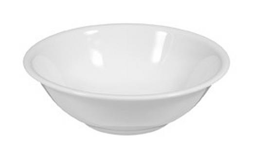 SCHÜSSEL Keramik Porzellan - Weiß, Basics, Keramik (16cm) - Seltmann Weiden
