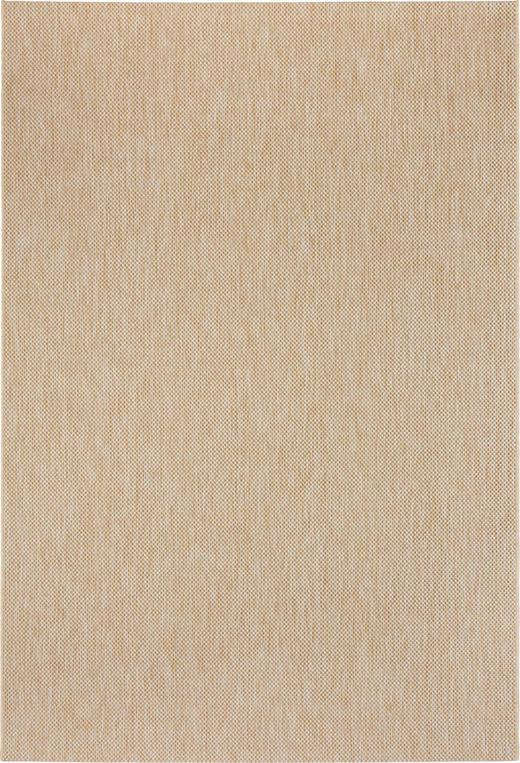 FLATVÄVD MATTA - naturfärgad, Klassisk, textil (80/150cm) - BOXXX