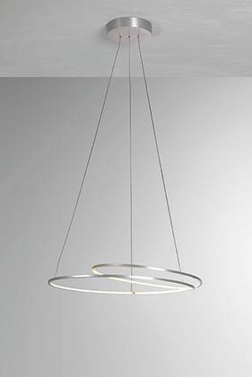 LED-HÄNGELEUCHTE - Design, Metall (45/140cm)