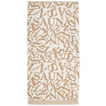 SAUNATUCH 90/180 cm  - Taupe, KONVENTIONELL, Textil (90/180cm) - Esposa