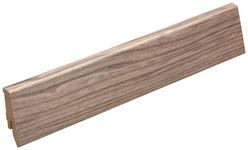 SOCKELLEISTE Eichefarben - Eichefarben, Basics, Holzwerkstoff (2400mm) - Venda