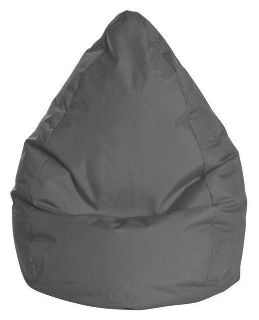 SITZSACK Anthrazit - Anthrazit, Design, Textil (70/90cm) - Carryhome