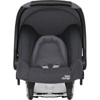 Babyschale  Baby-Safe  - Dunkelgrau/Schwarz, Design, Kunststoff/Textil (44/57/65cm) - Römer